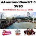 Torneo Basket 3vs3 #Arenzano beach 7.0
